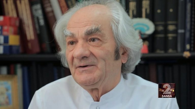 SCULPTORUL DE CREIERE   Acad. Prof. Dr. Leon Dănăilă